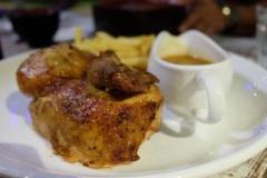 Roast Chicken with Chicken Salt