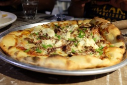 Pulled Beef Pizza