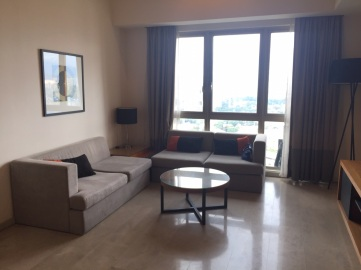 Success Airbnb booking - an apartment in MyHabitat, just off KLCC